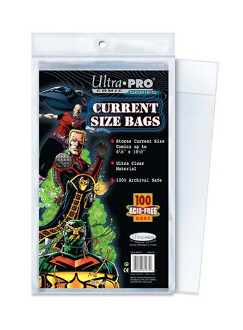 ULTRA PRO - Current Size Bags