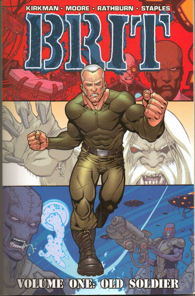 Brit Vol 1 : Old Soldier Tpb