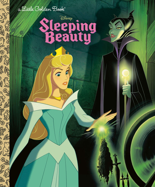 Sleeping Beauty (Disney Princess) - Little Golden Book