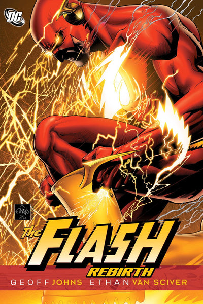 Flash : Rebirth Tpb