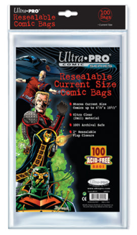 ULTRA PRO - Bags Current Size Resealable
