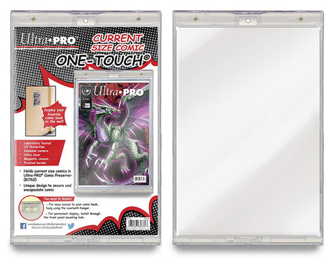 ULTRA PRO ONE TOUCH - Comic Current Size Magnetic Holder