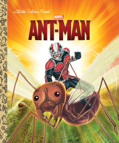 Ant-Man - Little Golden Book
