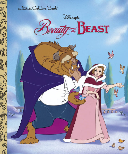 Beauty and the Beast (Disney Beauty and the Beast ) - Little Golden Book
