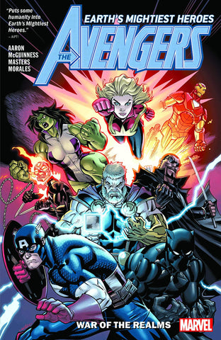 AVENGERS BY JASON AARON VOL 04 - WAR OF REALMS TPB