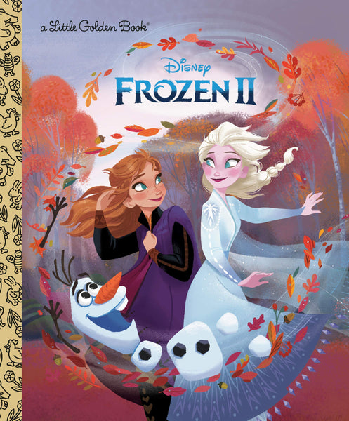 Frozen 2 (Disney Frozen) - Little Golden Book