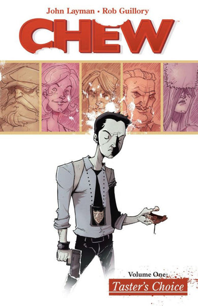 Chew Volume 01 : Taster's Choice Tpb