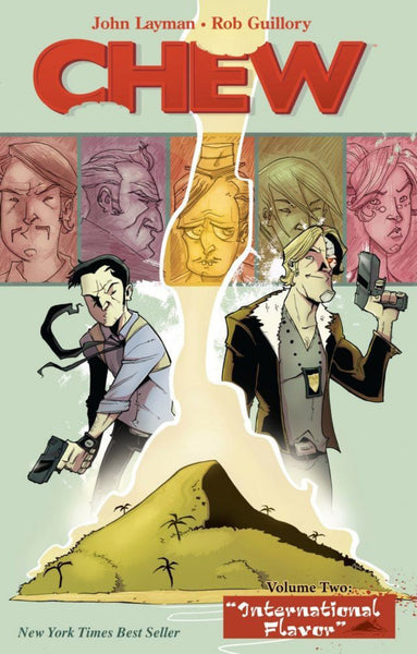 Chew Volume 02 : International Flavor Tpb