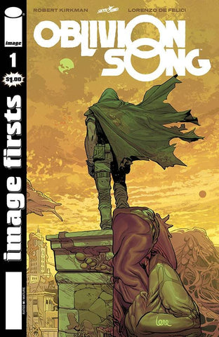 IMAGE FIRSTS - OBLIVION SONG #1