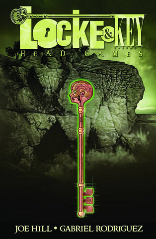 LOCKE & KEY VOL 02 - HEAD GAMES TPB