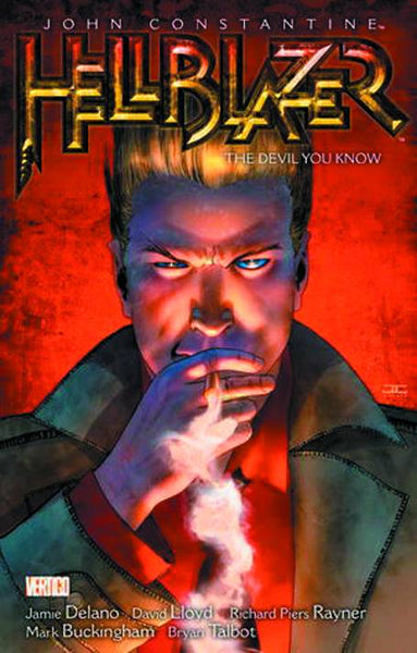 HELLBLAZER VOL 02 - THE DEVIL YOU KNOW (NEW EDITION) TPB