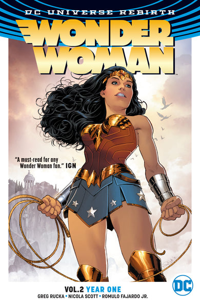 Wonder Woman Vol 02 : Year One (Rebirth) Tpb