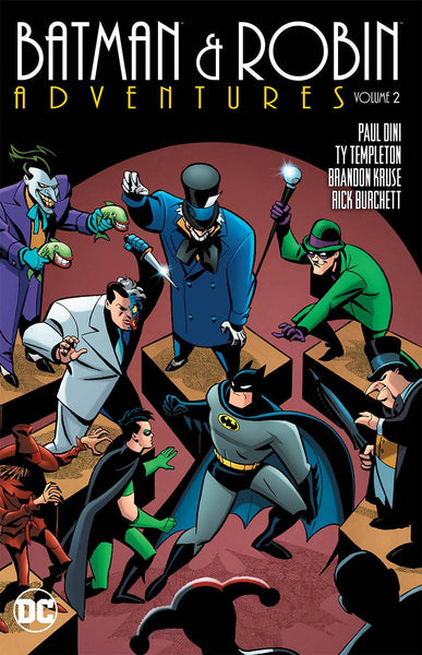 Batman & Robin Adventures Vol 2 Tpb
