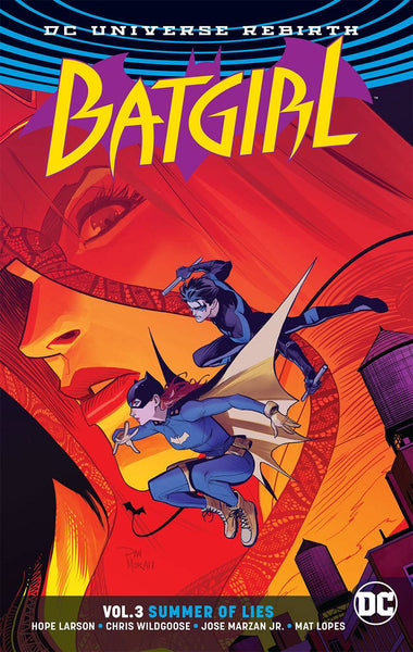 Batgirl Vol 3 : Summer of Lies (Rebirth) Tpb