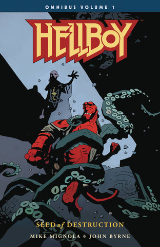 Hellboy Omnibus Vol 01 - Seed of Destruction Tpb