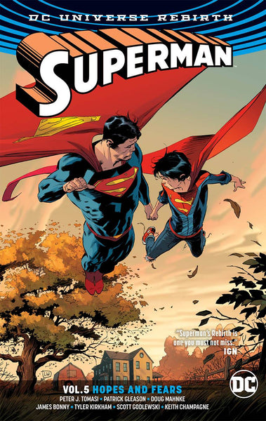 Superman Vol 05 : Hopes and Fears (Rebirth) Tpb