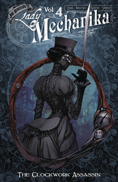 Lady Mechanika Vol 4 - Clockwork Assassin Tpb