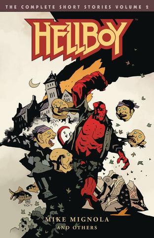 Hellboy - Complete Short Stories Vol 02 Tpb