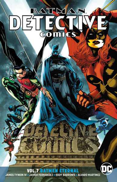 Batman - Detective Vol 07 : Batmen Eternal (Rebirth) Tpb