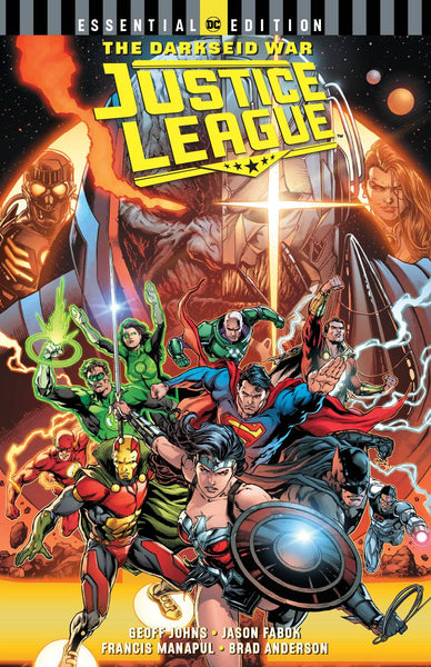 Justice League - The Darkseid War (Essential Edition) Tpb