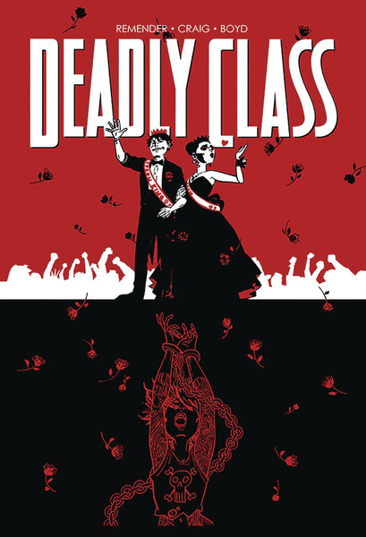 Deadly Class Volume 8 : Never Go Back Tpb