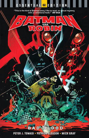 Batman and Robin - Bad Blood (Essential Edition) Tpb