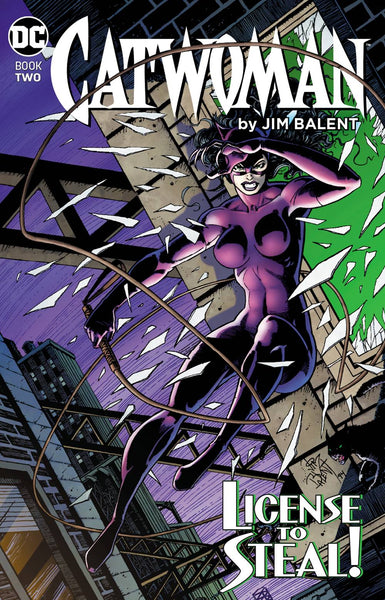 CATWOMAN BY JIM BALENT BOOK 02 TPB