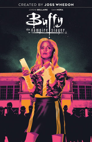 BUFFY THE VAMPIRE SLAYER  VOL 01 TPB