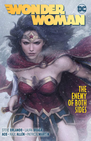 Wonder Woman Vol 09 : The Enemy of Both Sides (Rebirth) Tpb