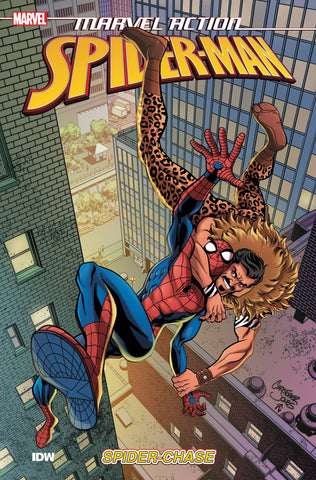 MARVEL ACTION - SPIDER-MAN BOOK 02 - SPIDER-CHASE TPB