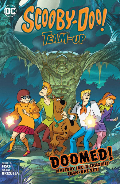 SCOOBY DOO TEAM UP - DOOMED TPB