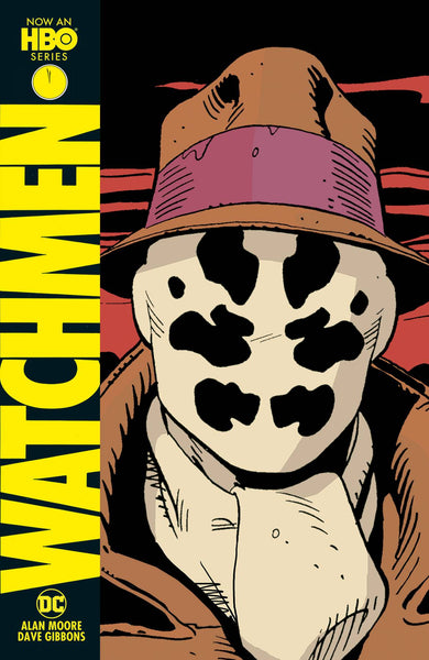 Watchmen - International Edition with Lenticular Cover Tpb