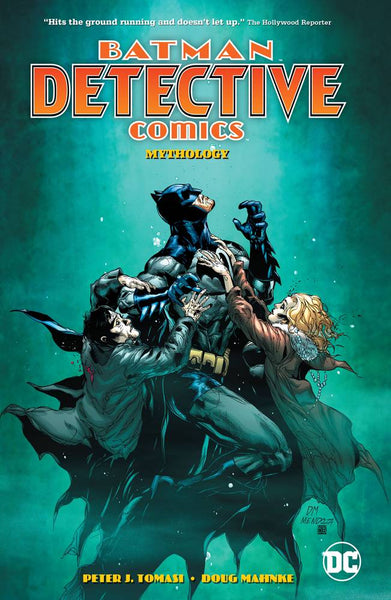 BATMAN DETECTIVE COMICS VOL 01 - MYTHOLOGY TPB