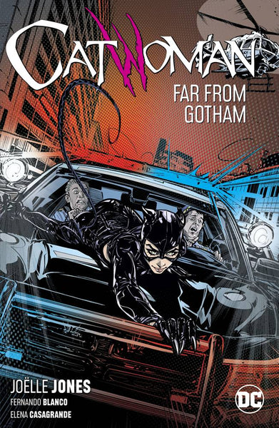 CATWOMAN VOL 02 - FAR FROM GOTHAM TPB