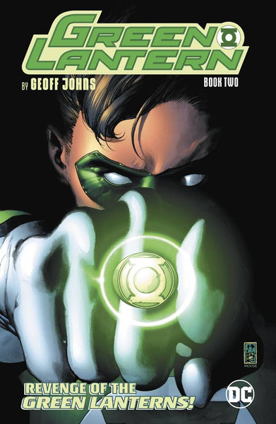 GREEN LANTERN BY GEOFF JOHNS BOOK 2 TPB