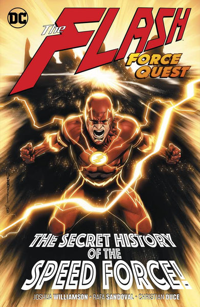 Flash Vol 10 : Force Quest (Rebirth) Tpb