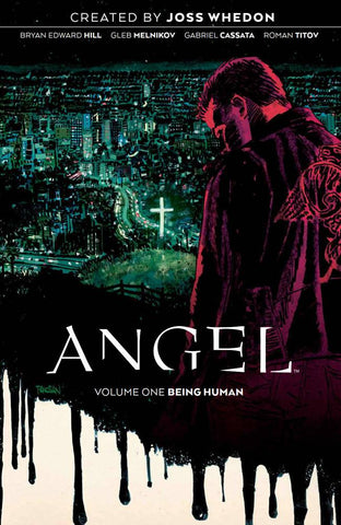 ANGEL VOL 01 TPB