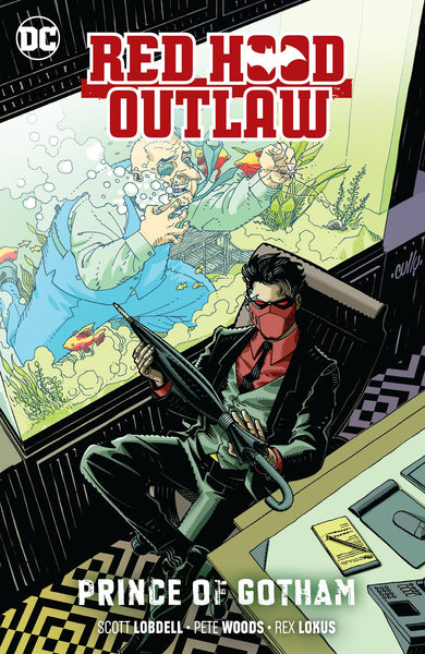 RED HOOD OUTLAW VOL 02 - PRINCE OF GOTHAM TPB