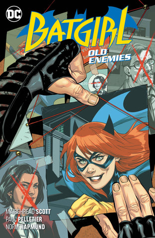 Batgirl Vol 6 : Old Enemies (Rebirth) Tpb