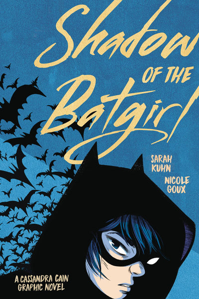 SHADOW OF THE BATGIRL (DC INK) TPB