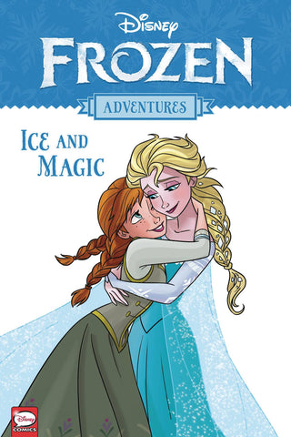 Disney Frozen Adventures - Ice & Magic Tpb