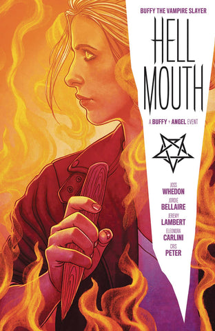 BUFFY THE VAMPIRE SLAYER  HELLMOUTH  TPB