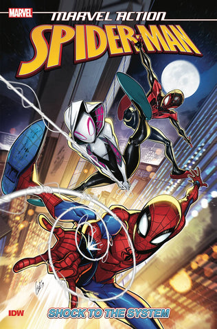 MARVEL ACTION - SPIDER-MAN BOOK 05 - SHOCK TO THE SYSTEM TPB