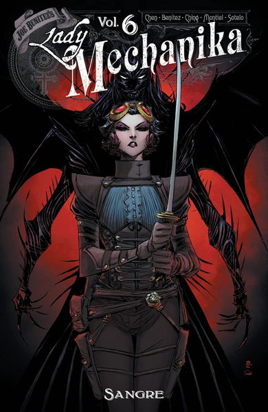 Lady Mechanika Vol 6 - Sangre Tpb