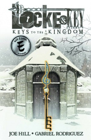 LOCKE & KEY VOL 04 - KEYS TO THE KINGDOM TPB