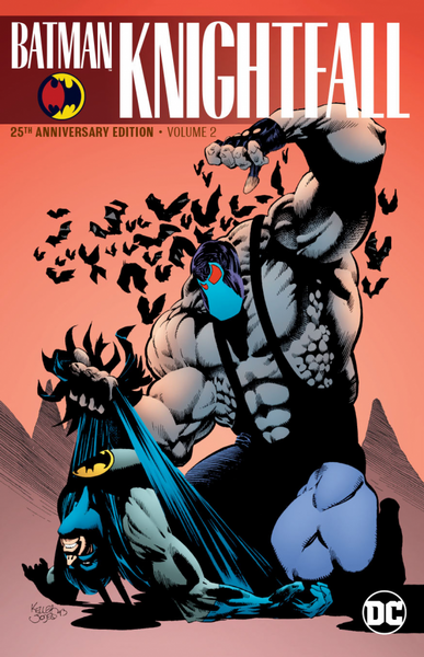 BATMAN - KNIGHTFALL VOL 02 25TH ANNIVERSARY EDITION TPB