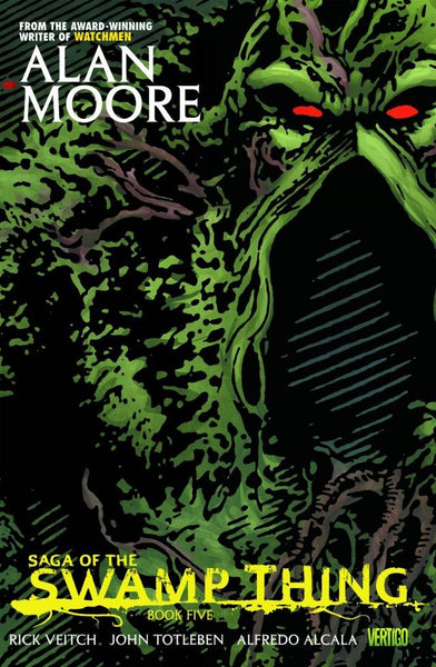 The Saga of the Swamp Thing Book 5 Tpb