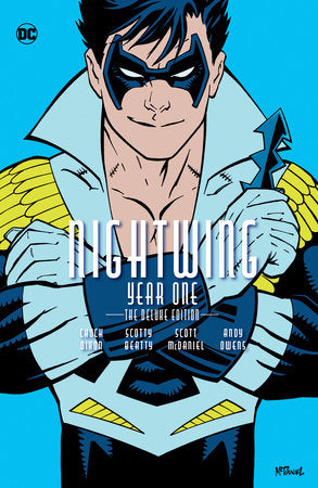 NIGHTWING - YEAR ONE DELUXE EDITION HC