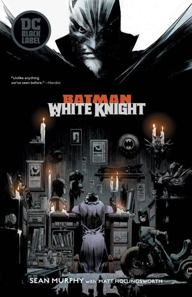 Batman - White Knight Tpb