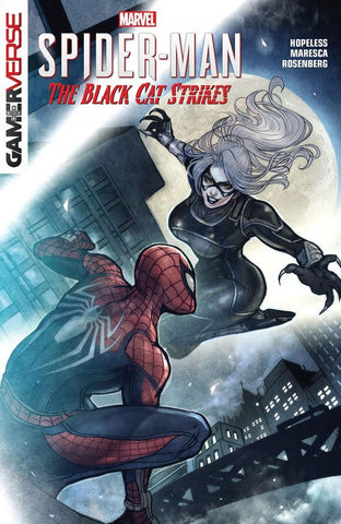 MARVELS SPIDER-MAN - BLACK CAT STRIKES TPB